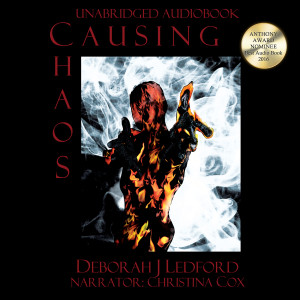 CAUSING CHAOS-Audiobook Cover w Seal-Final 5.6.16